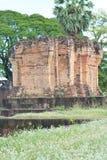 Le château en pierre antique de la culture de Khom Photographie stock libre de droits