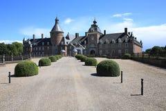 Le château historique Anholt, Allemagne Photographie stock libre de droits