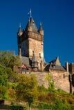 Le château impérial dans Cochem Images libres de droits