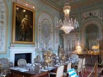 Le château pittoresque d'Inveraray, Ecosse image stock