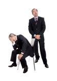 Le chômage Image libre de droits