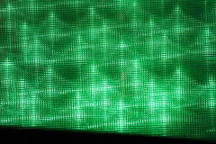 Le champ de foire de fond allume le vert Images libres de droits