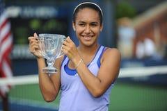 Le champion junior USA de Watson ouvrent 2009 Photo libre de droits
