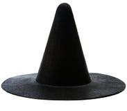 Le chapeau de la sorcière Photo libre de droits