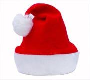 Le chapeau de Santa Photographie stock libre de droits