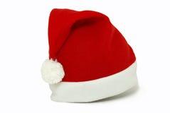 Le chapeau de Santa Photo libre de droits