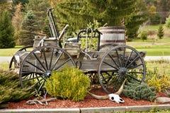Chariot antique Image libre de droits