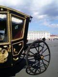 Le chariot de Tsar. Images stock