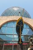 Le chariot naval, ou la barque du gala dans le musée de Dali, dedans Photos stock