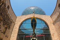 Le chariot naval, ou la barque du gala dans le musée de Dali, dedans Image stock