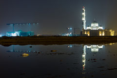Le Charjah, EAU Photographie stock libre de droits