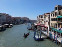 Le charme de Venise Images libres de droits