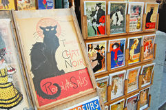 Le Chat Noir Stock Image