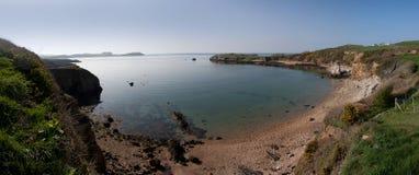 Le chemin côtier Photographie stock libre de droits