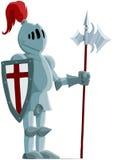 Le chevalier Images libres de droits