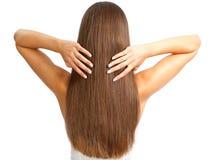 Le cheveu des femmes images stock