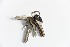 Le chiavi Immagini Stock Libere da Diritti