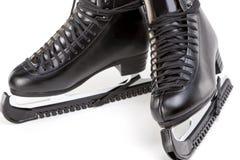 Le chiffre professionnel patins des hommes Images stock