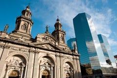 le Chili de Santiago Image libre de droits