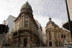 le Chili de Santiago Photographie stock libre de droits