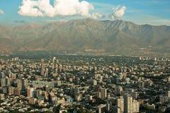 le Chili FO Santiago image libre de droits