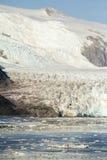 Le Chili - l'Amalia Glacier Landscape Photographie stock