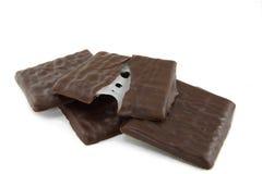 Le chocolat amincit Photo libre de droits