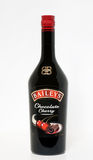 Le chocolat Cherry Irish Cream de Bailey Image libre de droits