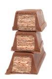 Le chocolat le plus savoureux Images stock