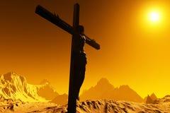 Le Christ illustration de vecteur