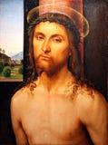 Le Christ a couronné avec des épines photographie stock libre de droits