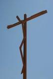 Le Christ de la croix Photo stock
