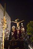 Cruz du Christ de la Vera Photos stock