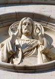 le Christ Jésus Images libres de droits