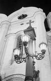 Le Christ l'église de sauveur à Moscou, Russie Images libres de droits