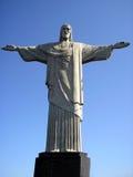 Le Christ la statue de rédempteur Photographie stock libre de droits