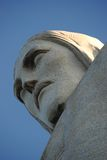 Le Christ le rédempteur (Cristo Redentor) Rio, Brésil photographie stock libre de droits