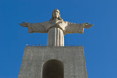 Le Christ le roi. photos libres de droits