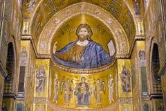 Le Christ Pantocrator Photo libre de droits