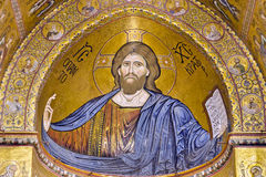 Le Christ Pantocrator Image stock