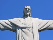 Le Christ le rédempteur - Rio de Janeiro images libres de droits