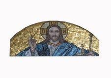 Le Christ le roi image stock