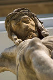 Le Christ sur la croix photos libres de droits