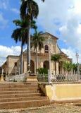 Le churchlet-3 des Caraïbes Photos libres de droits