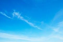 Le ciel photographie stock