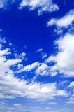 Le ciel. Image libre de droits