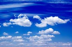 Le ciel. Images libres de droits