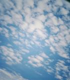 Le ciel Photos libres de droits