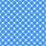 Le ciel bleu tient le premier rôle la texture sans couture d'Azanoha illustration libre de droits