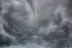 Le ciel du diable Photographie stock